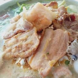 สร้อยอุดมหมูกระทะ Thai BBQ