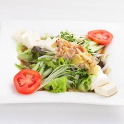 Tofu-Salad สลัดเต้าหู้