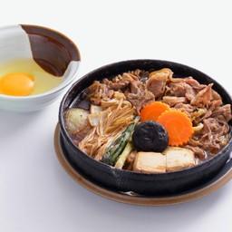 SUKIYAKI Beef สุกี้ญี่ปุ่น(เนื้อวัว)