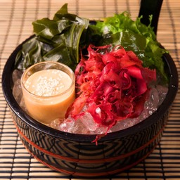 Kaiso Salad สลัดสาหร่ายญี่ปุ่น