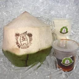 ชาไทยมะพร้าวสด