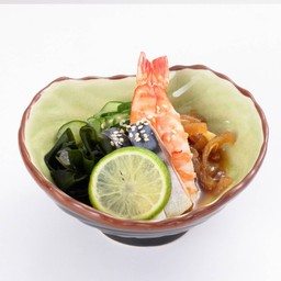 Sunomono Moriawase รวมอาหารดองน้ำส้ม
