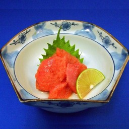 Karashi Mentaiko ไข่ปลาดองเผ็ด