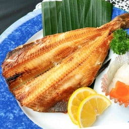Hokke-Hiraki ปลาฮอกเกะแดดเดียว