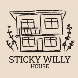 Sticky willy house