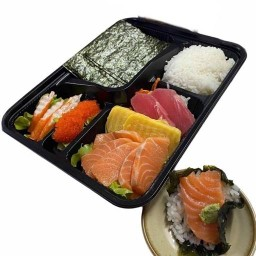 Kiddee Tonkatsu / Sushi