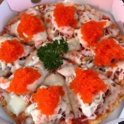 babypizza(เบบี้พิซซ่า)ต้นตำรับพิซซ่าสไตล์อิตาเลี่ยน สาขา มีนบุรี