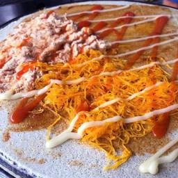ไก่ต๊อกเครปญี่ปุ่น