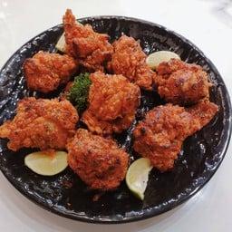 Choongman Chicken Terminal21 Korat