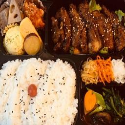 Special karubi bento(特選カルビ弁当)