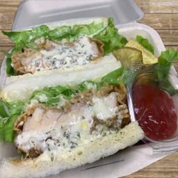 Chicken nanban sandwich(チキン南蛮サンド)