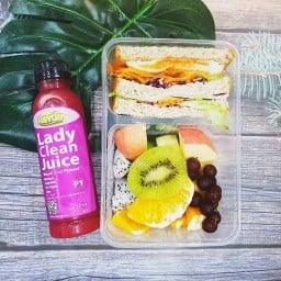 Hayday Salad & Juice!!