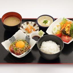 Homaguro Natto Don