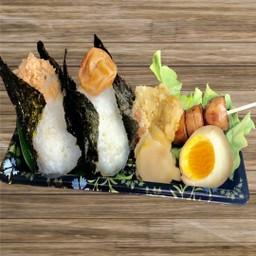 Daily rice ball pack(日替わりおにぎりパック)