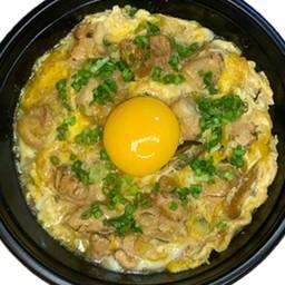 Chicken&Egg ricebowl(親子丼)