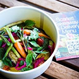 Grilled Seasonnal Vegettables