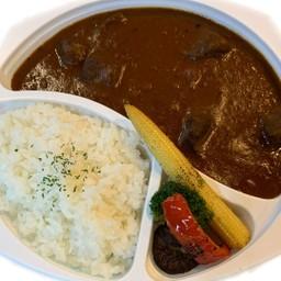 Beef hayashi rice(牛ハヤシライス)