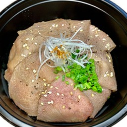 Beef tongue rice bowl(牛タン丼)