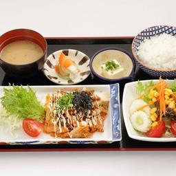 Buta Kimchi Set