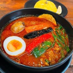 Lamb Keema Soup Curry