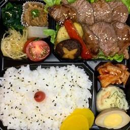 Special Loin bento(特選ロース弁当)