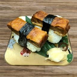Pork cutlet rice ball(カツにぎり)