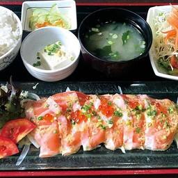 Yam Salmon Set