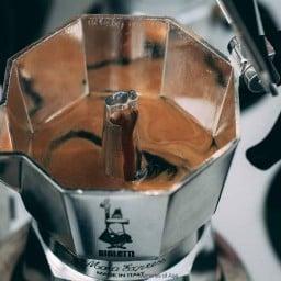 กาแฟสดxโมก้าพอท  BlackHoles VII coffee หลุมดำเซเว่น กาแฟสด