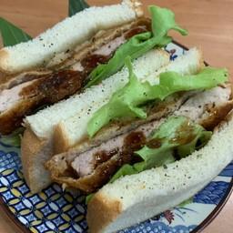 Pork cutlet sandwich(トンカツサンド)