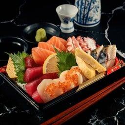 20 Sashimi Set