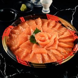 27 Salmon 500g Sashimi Set