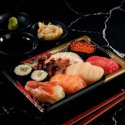 10 Sushi 1p Set