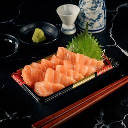 21 Salmon Sashimi