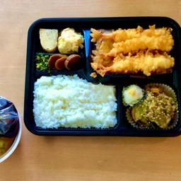 TENPURA Set meal ชุดเทมปุระรวม