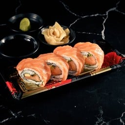 15 Salmon Roll