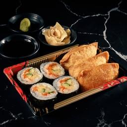 8 Inari & Maki Sushi