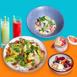 Lets Get Healthy Together Combo