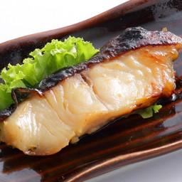 Gindara Misozuke ปลาหิมะย่าง มิโซะ