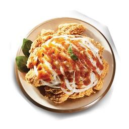 ไก่ทอดเคอร์รี่สโนว์