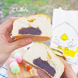 ขนมปัง ถั่วแดง
