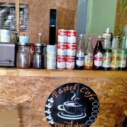 Pastel cofe'