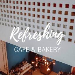 Refreshing cafe & Bakery
