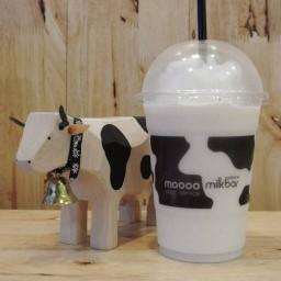 Moooo milk bar ในเมือง