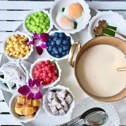 กะทิบ้านอาหารไทยและขนม