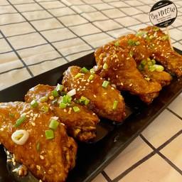 ไก่ทอดเกาหลี By NNew