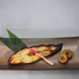 ปลาตาเดียวกรีนแลนด์ ดองในมิโซะเกียวโตย่าง