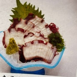 ปลาหมึกยักษ์ต้ม