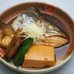 หัวปลาแซลมอนต้ม