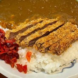 ข้าว แกงกะหรี่เนื้อญี่ปุ่น