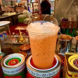 มังกรชงชา ตลาดรังสิตไนท์มาร์เก็ต